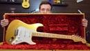 2500$ vs 150$ Обзор Американского Fender Original Stratocaster
