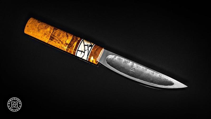 Якутский нож (ножевая барахолка)