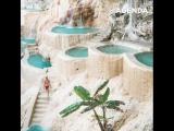 Фантастические природные бассейны и пещеры Толантонго