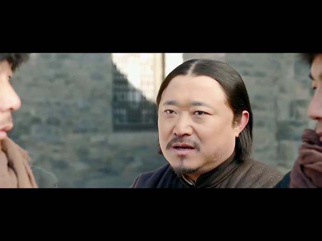 Baguazhang vs Xing Yi Chuan scene from The Great Protector