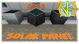Подготовка к космосу, Solar panel - 2048