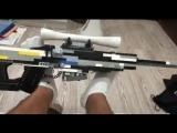 Снайперская винтовка из LEGO