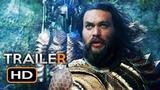 AQUAMAN International Trailer #2 HD Jason Momoa, Nicole Kidman, Amber Heard