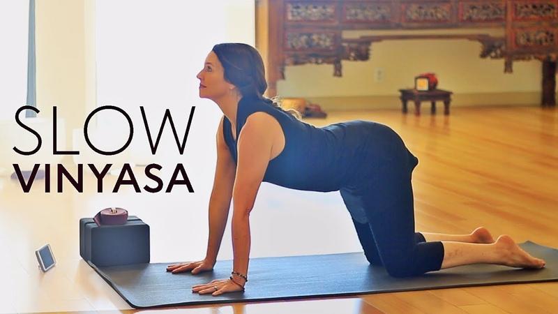 Slow Vinyasa Flow Yoga (45 min Class)