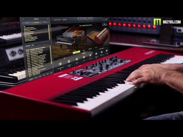 SPECTRASONICS KEYSCAPE review