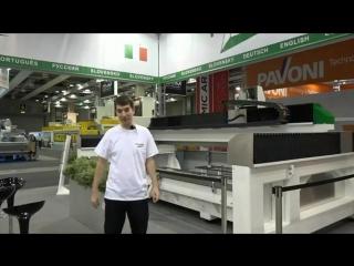 Prussiani Engineering - станки с ЧПУ из Италии. Обработка камня