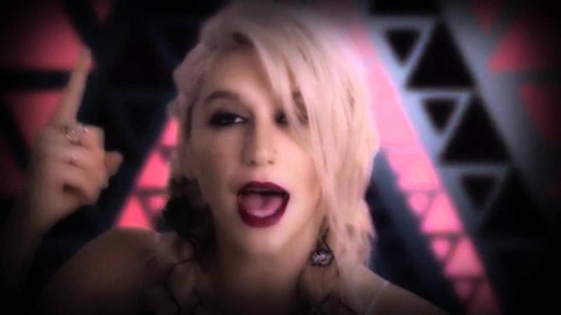 Ke$ha Mega Mashup (6 SONGS)