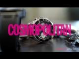 Амиран Сардаров: backstage съемки для сентябрьского номера Cosmopolitan