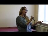 Мастер-класс по эстрадно-джазовому вокалу от Лауры Водяницкой