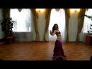 Студия восточных танцев Ферюза - Е.Чаркина - соло ракс шарки - 01.06.14