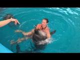 Плавание с дельфинами 4.MOV