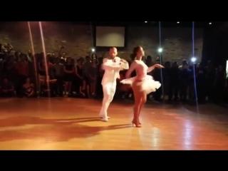 Это лечит Душу и Сердце.Ион Суручану Лебеди летят.Танцуют Жорж Атака и Таня