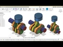 Fusion 360 beginner's tutorial - Modeling a piston cylinder engine assembly