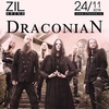 DRACONIAN (SE) 24/11/2018 Moscow Zil Arena