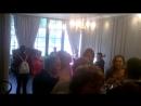 Струнный квартет ВАЛЕНСИЯ на встрече гостей в ресторане Террин