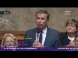 TV Libertés : Nicolas Dupont-Aignan