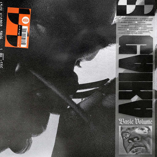 Gaika альбом BASIC VOLUME