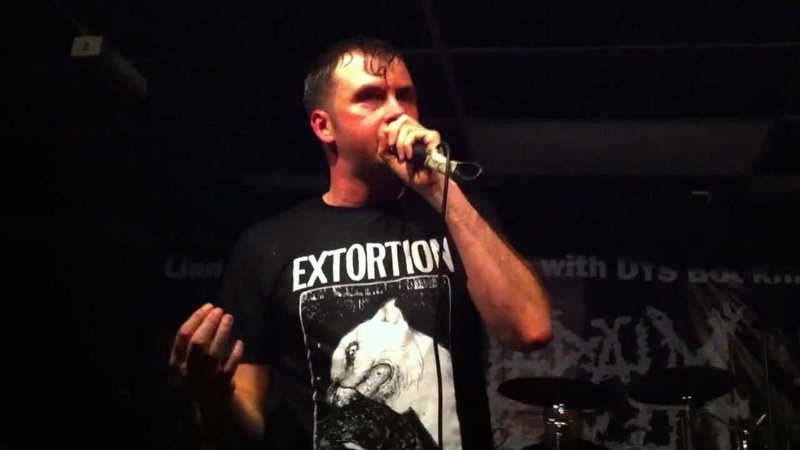 Napalm Death On The Brink Of Extinction Live In Kuala Lumpur June 27 2011