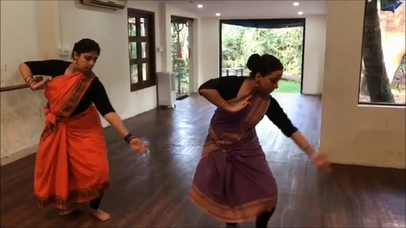 Ettadavu Learn and Practice Bharatanatyam Adavus