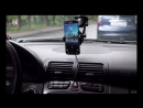 Автомобильная Qi зарядка с автозахватом