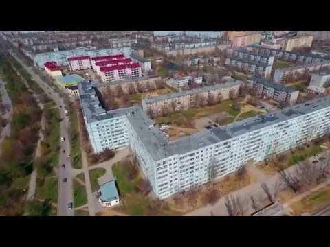 г. Волжский, Волгоградская область, микрорайоны 11, 12, 18, 19. 7 Апреля 2017 года