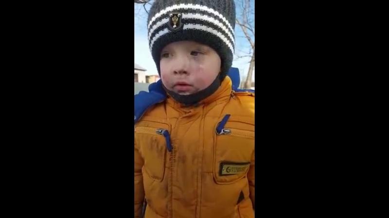 Зачем ты ел снег? Оригинальное видео.