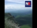 Канжальская битва: конные всадники сняли на видео место сражения в КБР, 21.09.2018