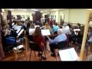 Хачатурян Танец с саблями (репетиция)