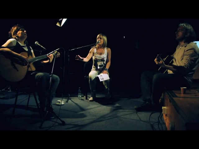 One Republic All The Right Moves acoustic cover by Tijana Sarah Branko LIVE