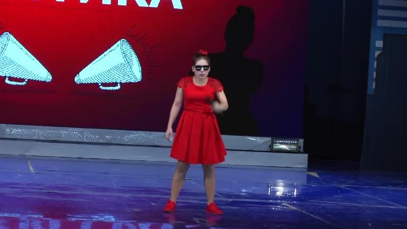 Красная фурия - Приветствие (КВН Лига Поволжье 2017. Финал)