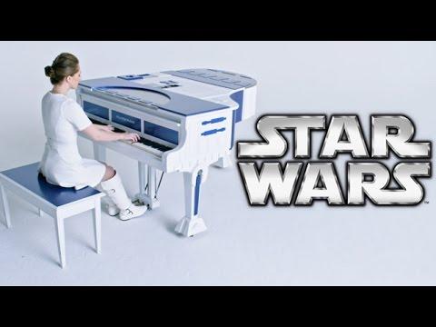 Star Wars Ultimate Medley - Sonya Belousova (dir: Tom Grey)
