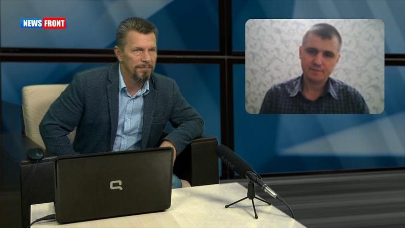 Михаил Кононович получение Томаса - это кровавая война для Украины