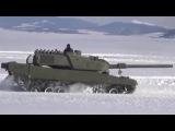 Otokar & Koc - Altay Main Battle Tank Live Firing & Cold Climate Testing [1080p]