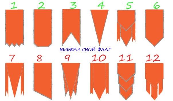 Dota 2 как сделать флаг команды