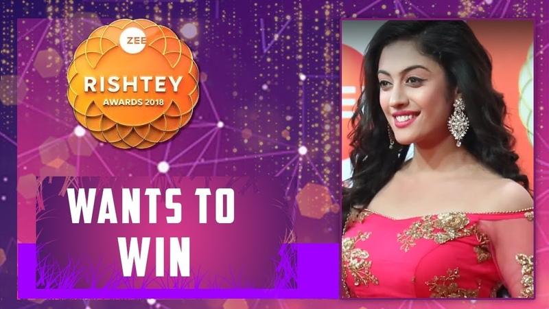 Aditi Sharma | Zee Rishtey Awards 2018