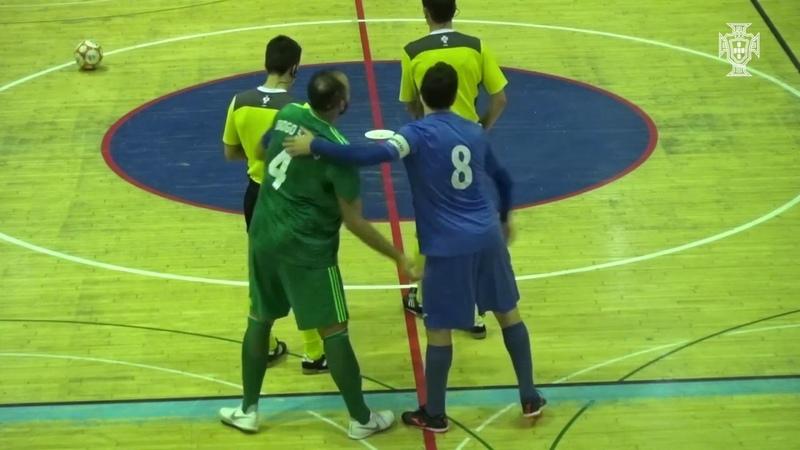 Liga Sport Zone | 9.ª Jornada: Belenense 2-4 Leões Porto Salvo