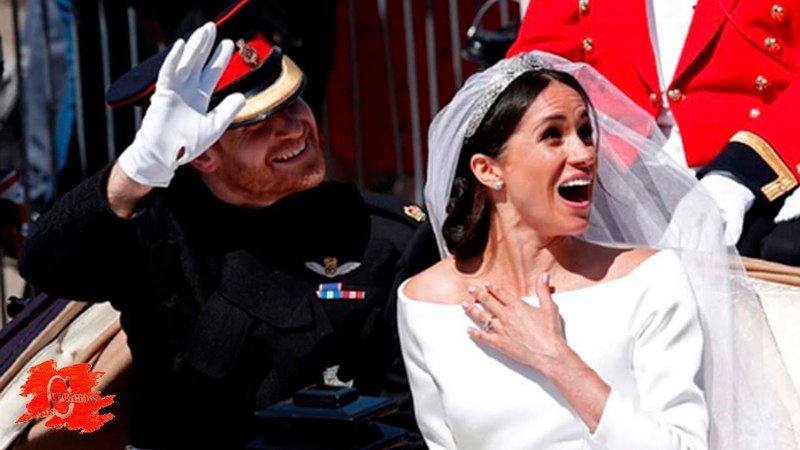 Королевская свадьба принца Гарри Уэльского и Меган Маркл (19.05.2018) Отрывок