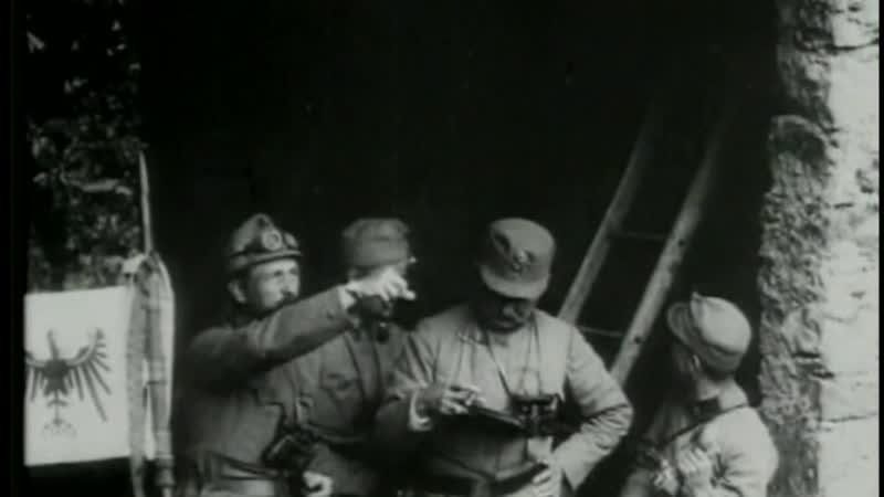 Первая мировая война. Битвы в окопах 1914 - 1918 (эпизод 3).