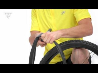 Topeak - How to repair a flat tire (updated)