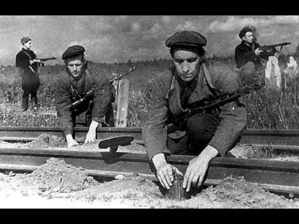 Абвер против Белорусских партизан