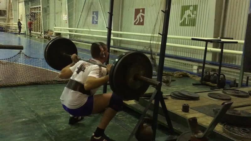 Присед 90kg 6x501.02.2019