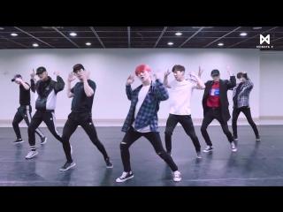 Dance Practice | 몬스타엑스 (MONSTA X) - JEALOUSY