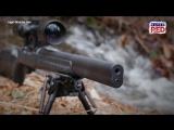 Бесшумный карабин Ruger Silent SR 10-22 Takedown