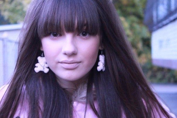 фото девушек брюнеток на аву: