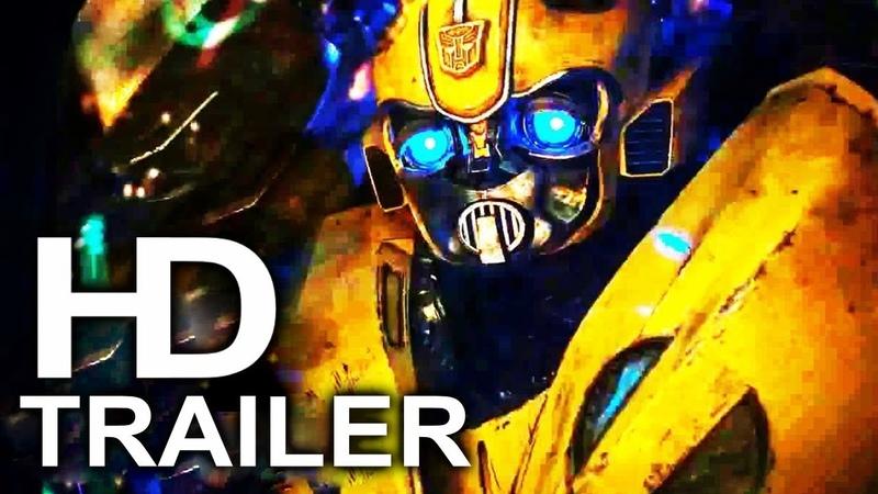 BUMBLEBEE Trailer 4 NEW 2018 John Cena Transformers Movie HD