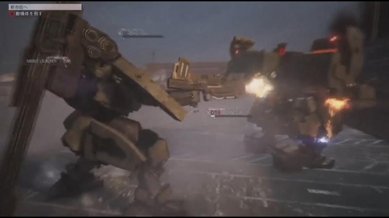 LEFT ALIVE 最新ゲームプレイ映像 - TGS2018