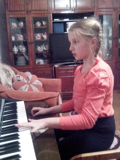 Елена Голубева, 3 июля 1996, Днепропетровск, id195057140