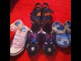 Обзор детской обуви купленной в ИТАЛИИ, ГРЕЦИИ, ОАЭ. ZARA, PUMA, Reebok, ADIDAS, Marvel.