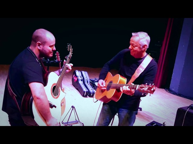 Totos Africa performed by Andy McKee and Tommy Emmanuel