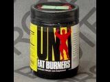 Купить в Украине Жиросжигатель Universal Nutrition Fat Burners 55 табл